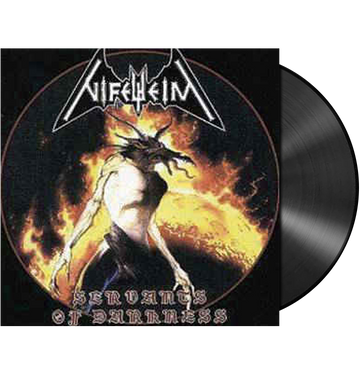 NIFELHEIM - 'Servants Of Darkness' LP