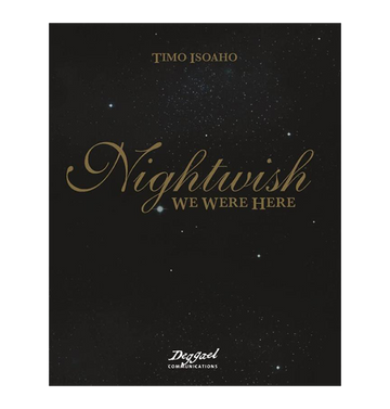 TIMO ISOAHO - 'Nightwish, We Were Here' Book