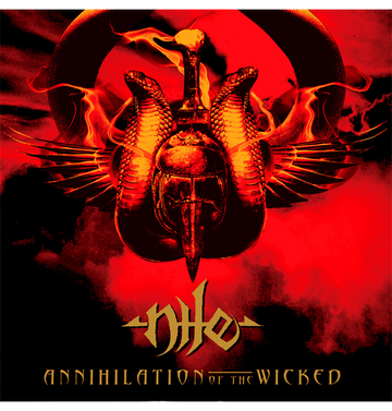 NILE - 'Annihilation of the Wicked' CD