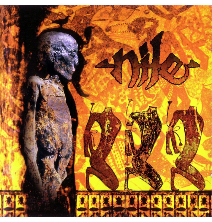 NILE - 'Amongst the Catacombs of Nephren-Ka' CD