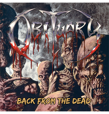 OBITUARY - 'Back From The Dead' DigiCD