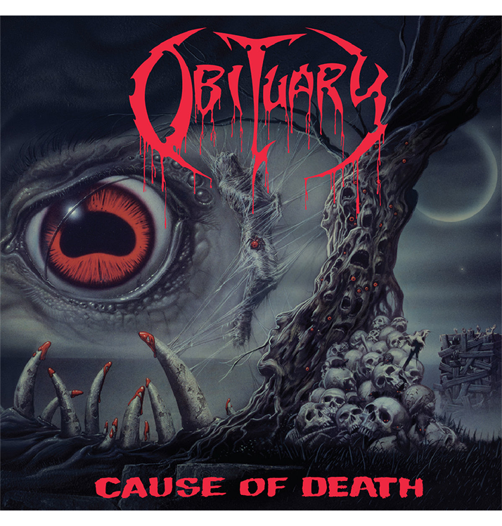 OBITUARY - 'Cause Of Death' DigiCD