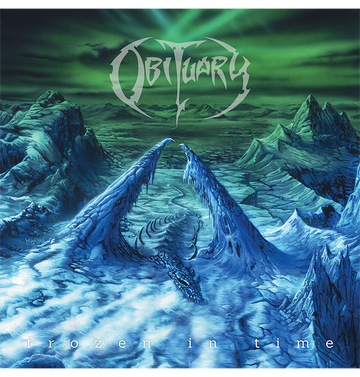 OBITUARY - 'Frozen In Time' DigiCD