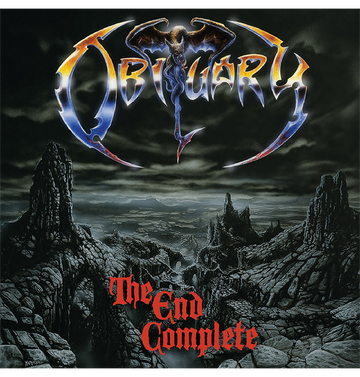 OBITUARY - 'The End Complete' DigiCD