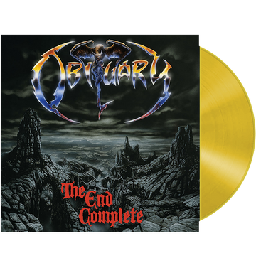 OBITUARY - 'The End Complete' LP