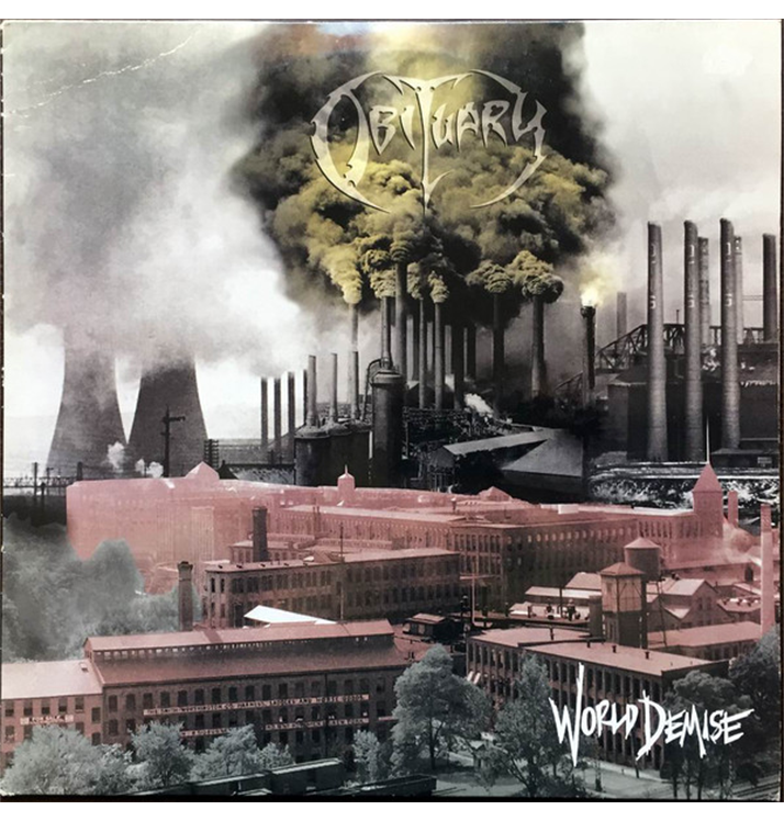 OBITUARY - 'World Demise' DigiCD