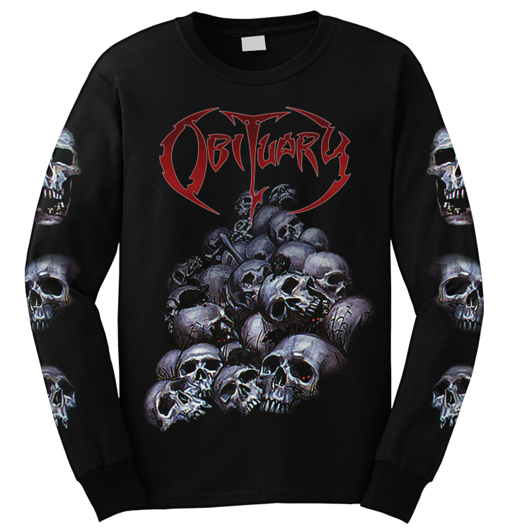 OBITUARY - 'Chopped In Half' Long Sleeve