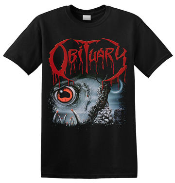 OBITUARY - 'Cause of Death' T-Shirt