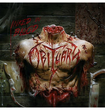 OBITUARY - 'Inked In Blood' CD