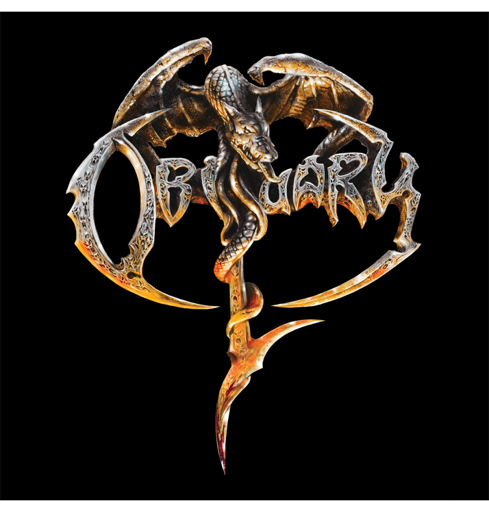 OBITUARY - 'Obituary' CD