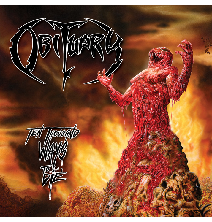 OBITUARY - 'Ten Thousand Ways To Die' CD