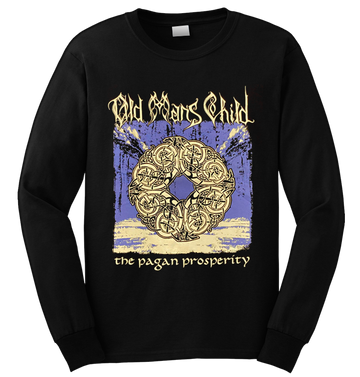 OLD MAN'S CHILD - 'The Pagan Prosperity' Long Sleeve