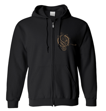 OPETH - 'Demon of the Fall' Zip-Up Hoodie