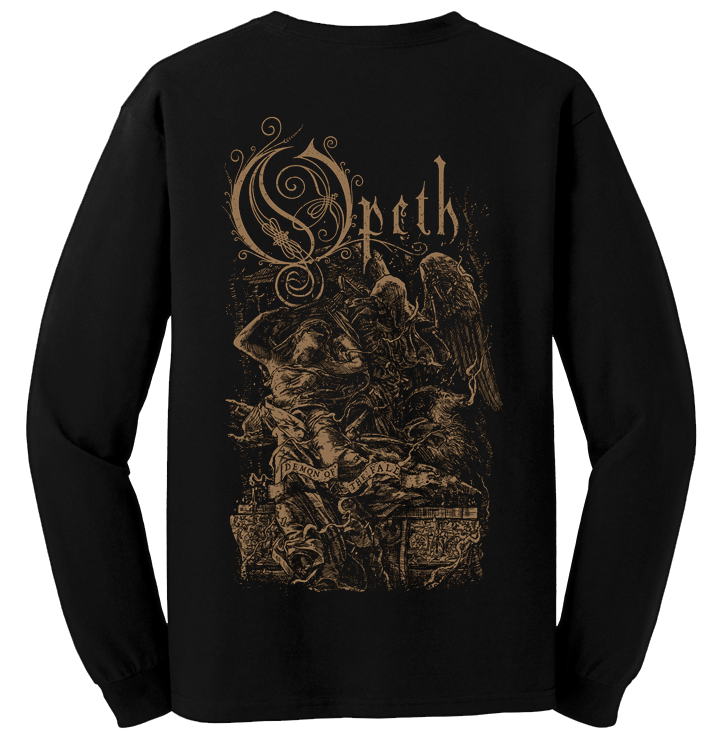 OPETH - 'Demon of the Fall' Long Sleeve