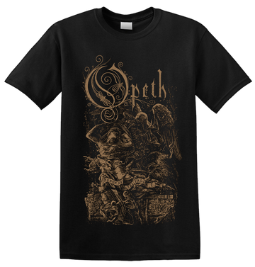OPETH - 'Demon of the Fall' T-Shirt (PREORDER)