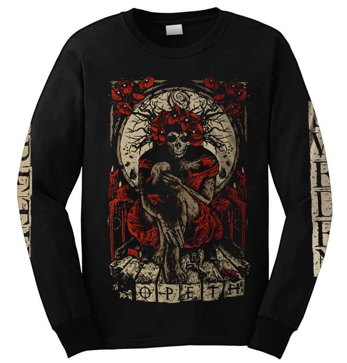 OPETH - 'Haxprocess' Long Sleeve