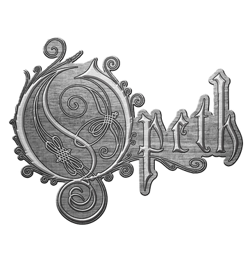 OPETH - 'Logo' Metal Pin