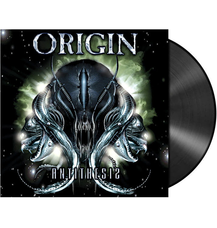 ORIGIN - 'Antithesis' LP