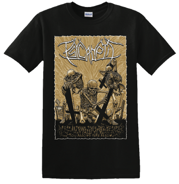 PSYCROPTIC - 'You Belong Here Below' T-Shirt