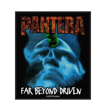 PANTERA - 'Far Beyond Driven' Patch