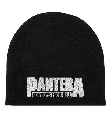 PANTERA - 'Cowboys From Hell' Beanie