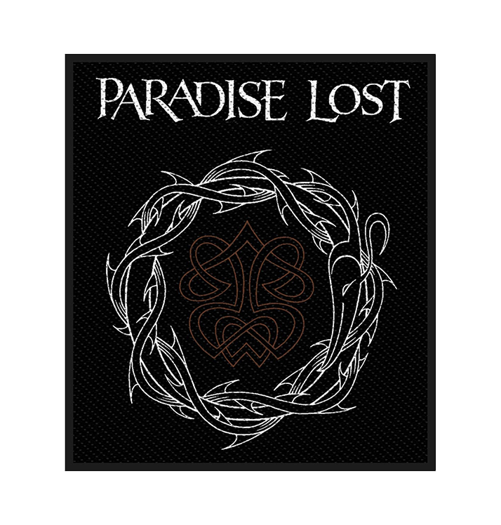PARADISE LOST - 'Crown Of Thorns' Patch