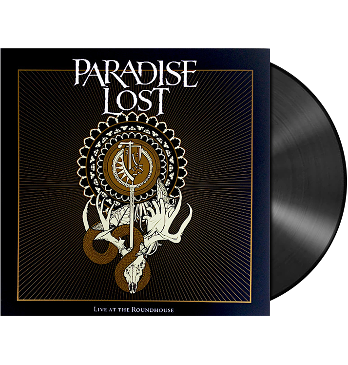 PARADISE LOST - 'Live At The Roundhouse' 2xLP