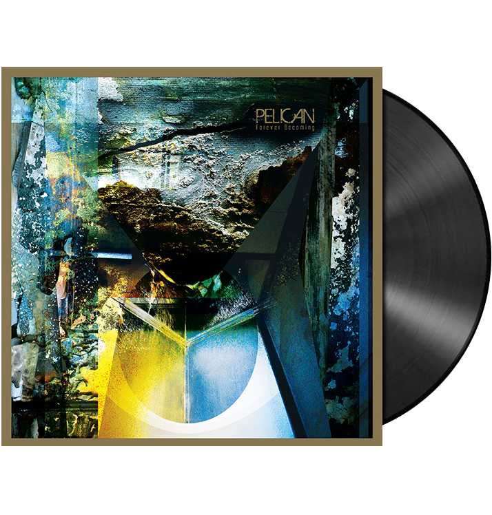 PELICAN - 'Forever Becoming' 2xLP