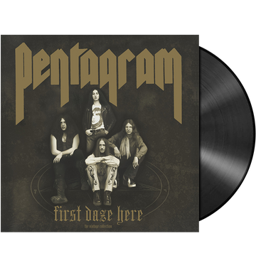 PENTAGRAM - 'First Daze Here' (Reissue) LP