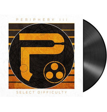 PERIPHERY - 'Periphery III: - Select Difficulty' 2xLP
