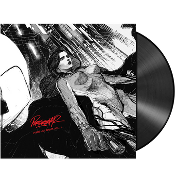 PERTURBATOR - 'B-Sides And Remixes, Vol. I' 2xLP