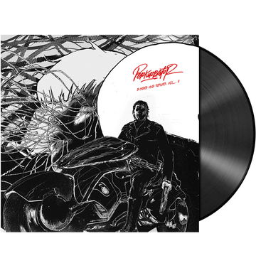 PERTURBATOR - 'B-Sides And Remixes, Vol. II' 2xLP
