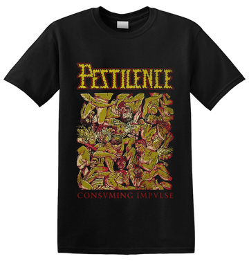 PESTILENCE - 'Consuming Impulse 2' T-Shirt