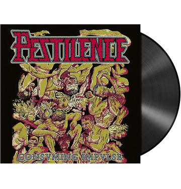 PESTILENCE - 'Consuming Impulse' 30th Anniversary 2xLP