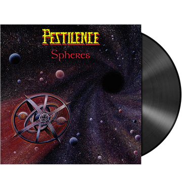 PESTILENCE - 'Spheres' LP