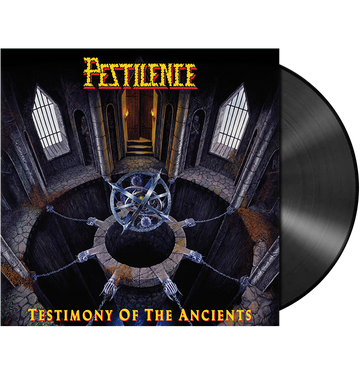 PESTILENCE - 'Testimony Of The Ancients' LP
