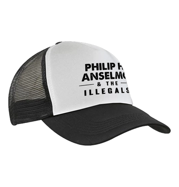 PHILIP H. ANSELMO & THE ILLEGALS - 'Philip H. Anselmo & The Illegals' Trucker Cap