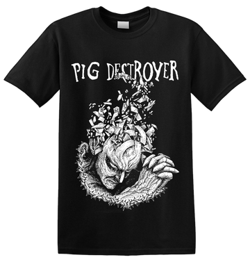 PIG DESTROYER - 'Jef Whitehead Design' T-Shirt