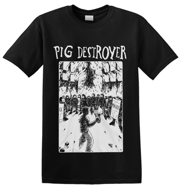 PIG DESTROYER - 'Protest' T-Shirt
