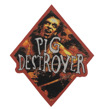 PIG DESTROYER - 'Prowler In The Yard' Patch