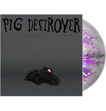 PIG DESTROYER - 'The Octagonal Stairway' LP