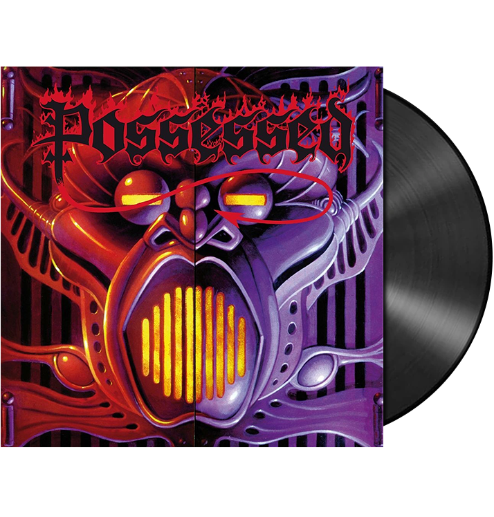 POSSESSED - 'Beyond The Gates' LP