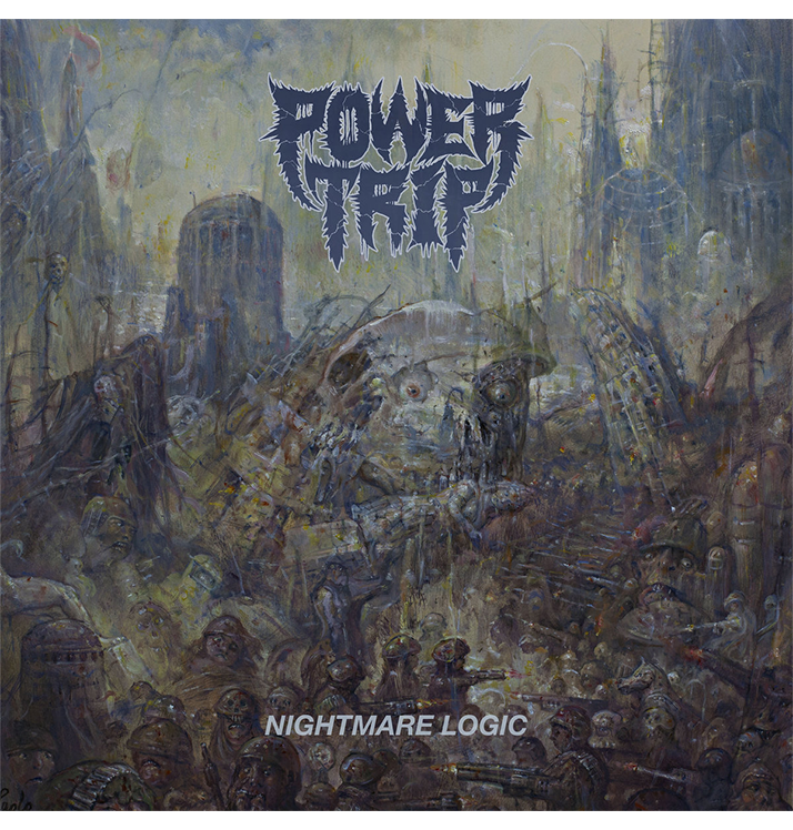 POWER TRIP - 'Nightmare Logic' CD