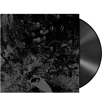 PRIMITIVE MAN / UNEARTHLY TRANCE - 'Split' LP