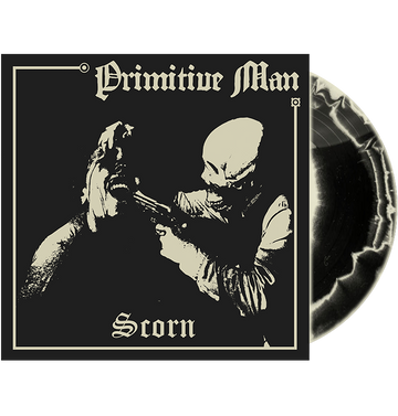 PRIMITIVE MAN - 'Scorn' LP