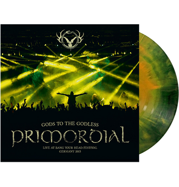 PRIMORDIAL - 'Gods To The Godless - Live At Bang Your Head Festival Germany 2015' 2xLP