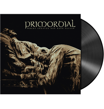 PRIMORDIAL - 'Where Greater Men Have Fallen' 2xLP