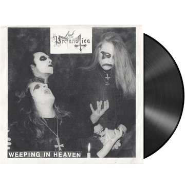 PROFANATICA - 'Weeping In Heaven' EP