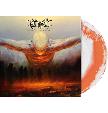 PSYCROPTIC - 'As The Kingdom Drowns' LP