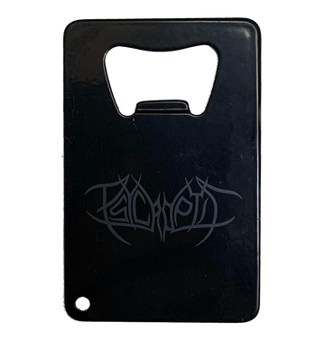 PSYCROPTIC - 'Logo' Metal Bottle Opener